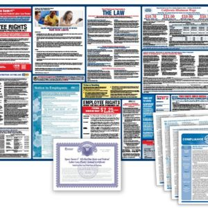 California Labor Law Poster and Subscription