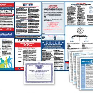 Texas Labor Law Poster and Subscription
